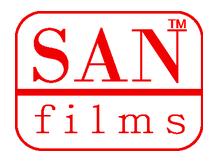 SAN films